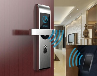 Smart phone Bluetooth based door lock   禹西国际Macrolake co., LTD ...